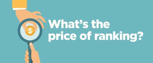Which factors determine seo prices?